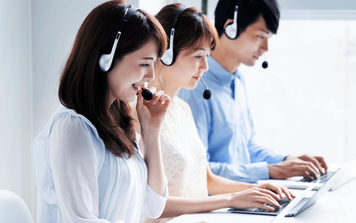 金融業界コールセンターの導入事例をご紹介:導入支援コンサルサービス